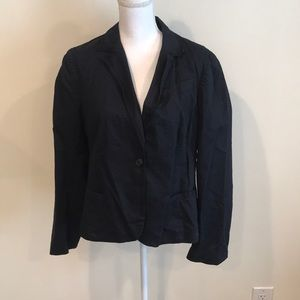 Women's Blue Blazer